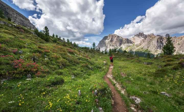 adventure alps backpack backpacker