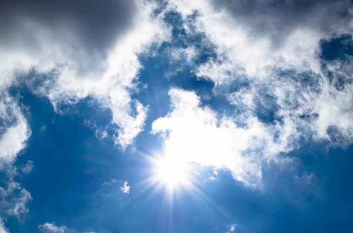 air atmosphere blue blue sky